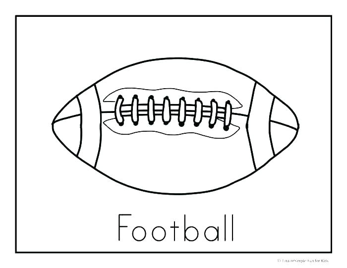700x541 Coloring Pages Football Coloring Pages Coloring Page Football