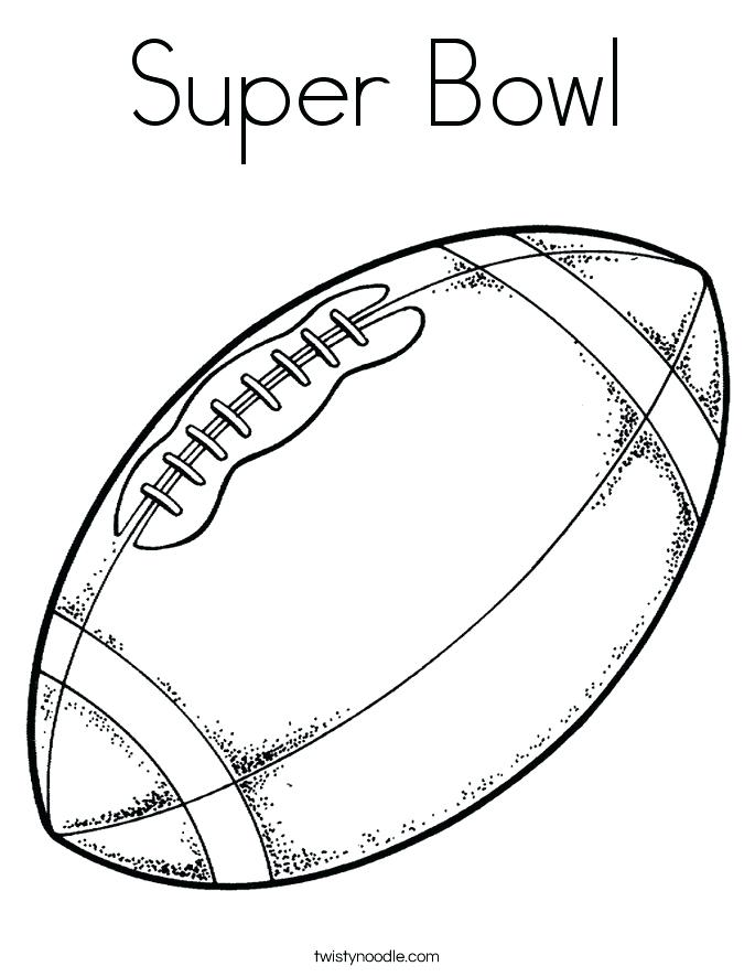 685x886 Football Field Coloring Page Genuine Football Pictures To Color