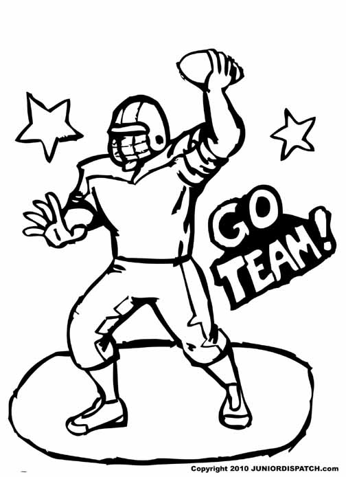 504x694 Football Goal Post Clip Art