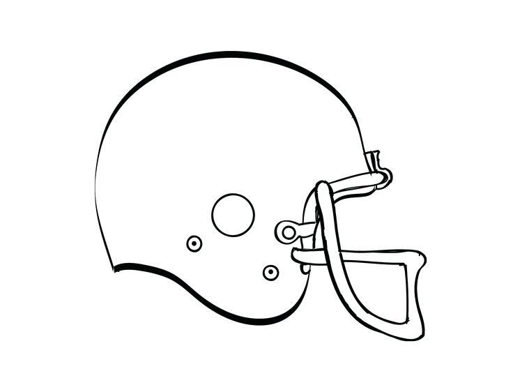 736x552 Football Helmet Coloring Page Kids Coloring Name Printable