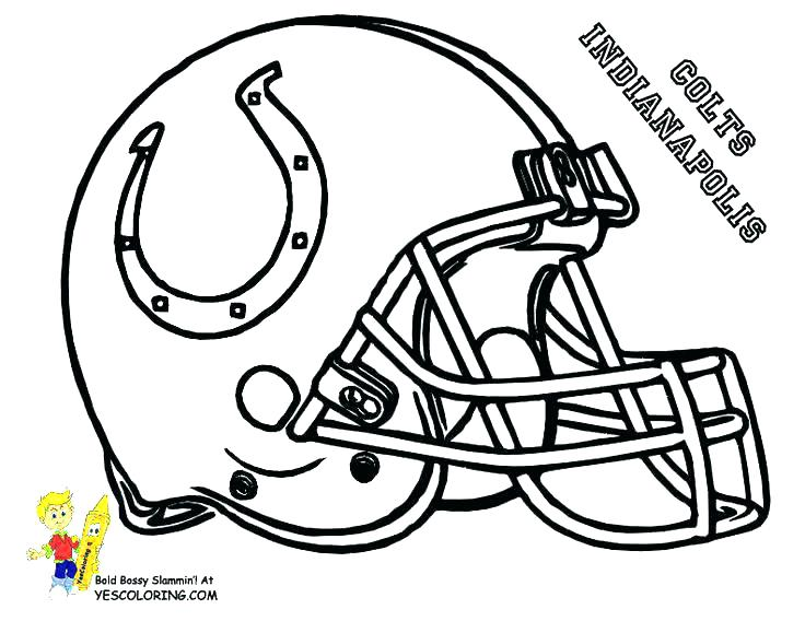 photograph about Printable Football Helmet known as Soccer Helmet Coloring Webpages Towards Print at