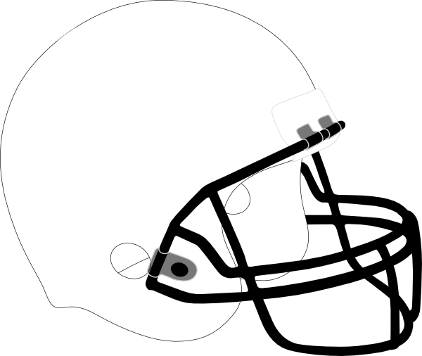 600x506 Football Helmet Coloring Pages Printable
