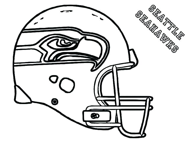 792x612 Nfl Football Helmet Coloring Pages Football Le Coloring Pages