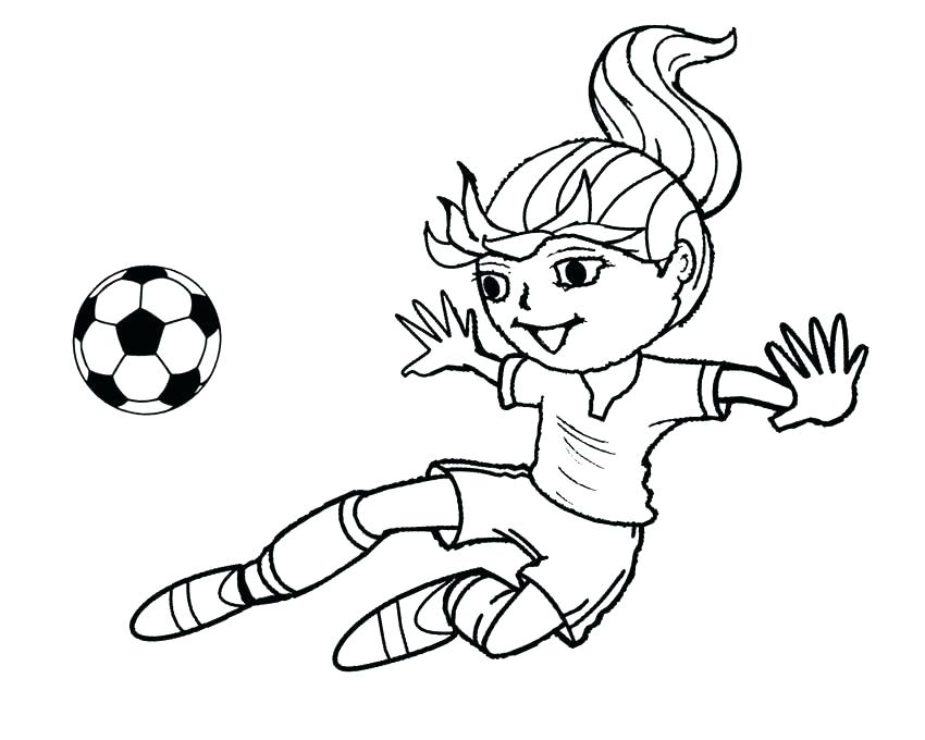 850x680 Coloring Pages Of Football Players Football Player Coloring Pages