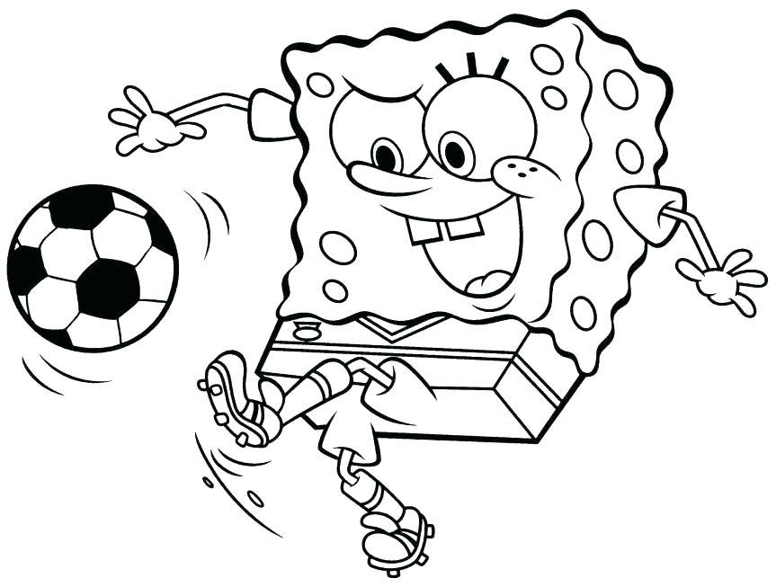 863x653 Football Field Coloring Page Football Coloring Sheets Football