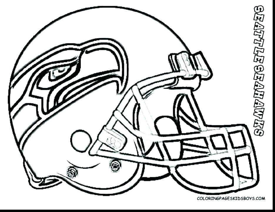 Football Team Coloring Pages At Getdrawings Com Free For Personal