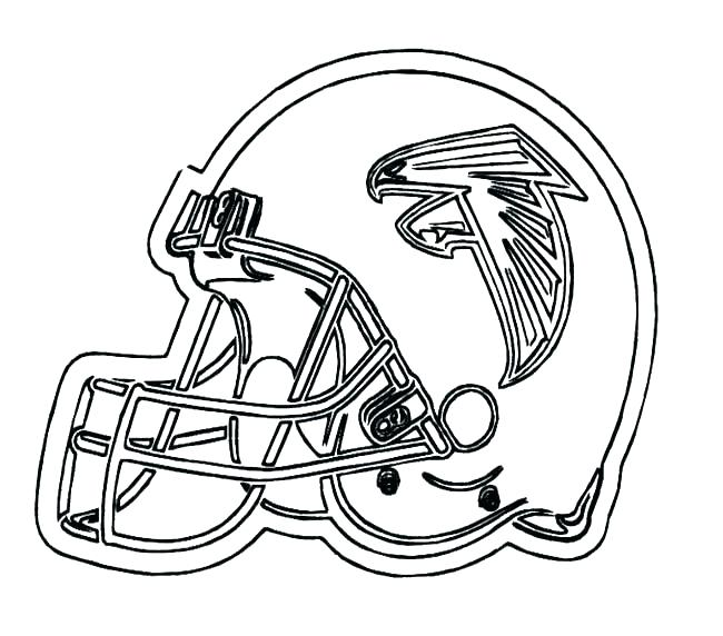 650x572 Nfl Football Coloring Pages Football Coloring Pages Football