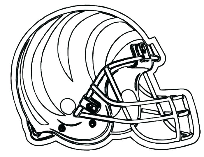 700x541 Nfl Helmet Coloring Pages Coloring Pages Football Of Teams Posts