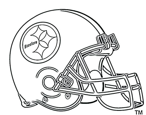 600x472 Colts Coloring Pages Football Logo Coloring Pages For Printable