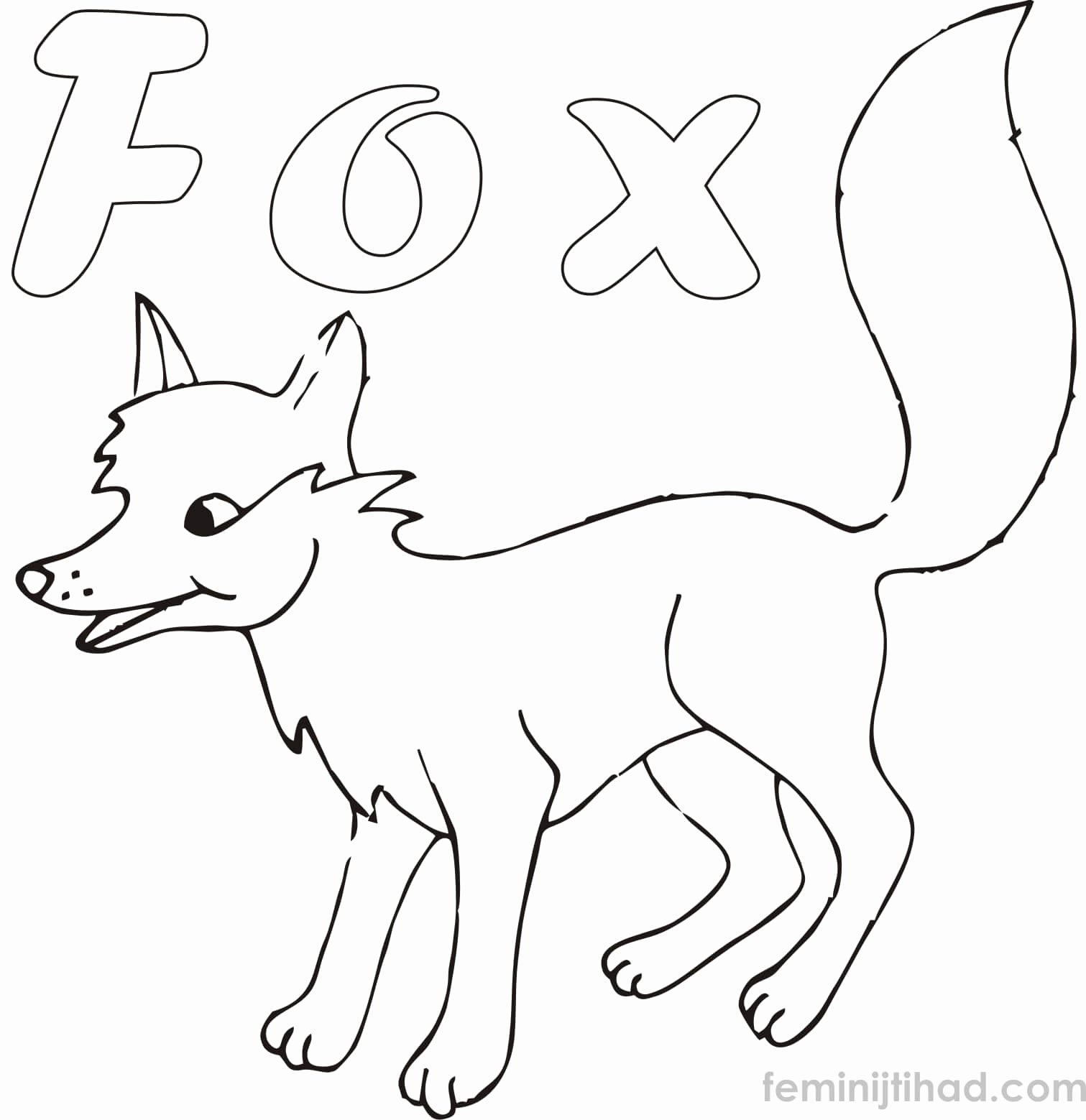 1511x1559 Footprints Coloring Page Luxury Modern Fox Coloring Pages To Print