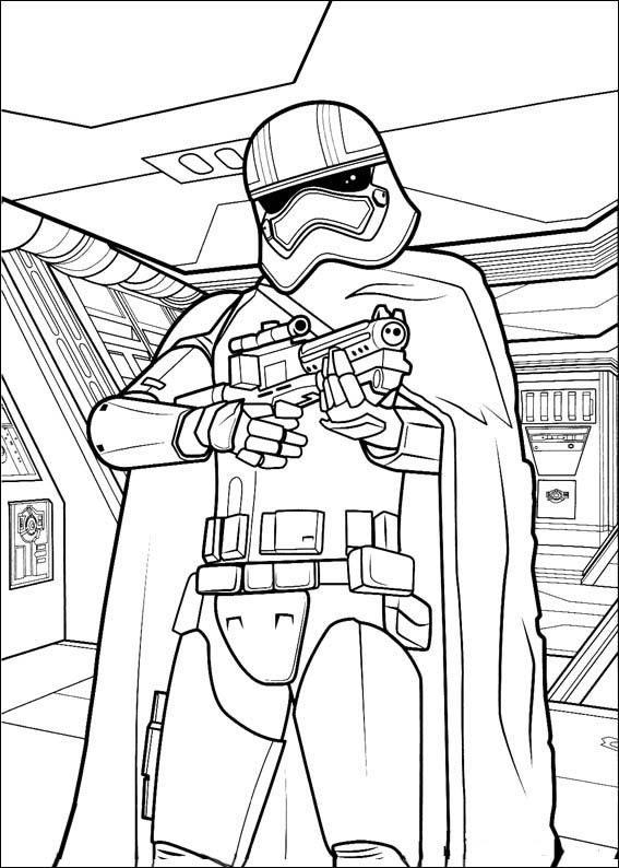 567x794 Star Wars Thece Awakens Coloring Pages Coloring Pages