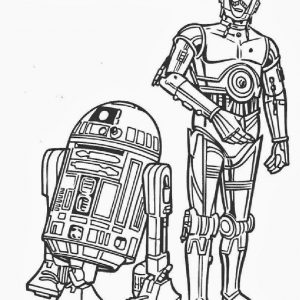 300x300 Free Printable Star Wars The Force Awakens Coloring Pages Copy