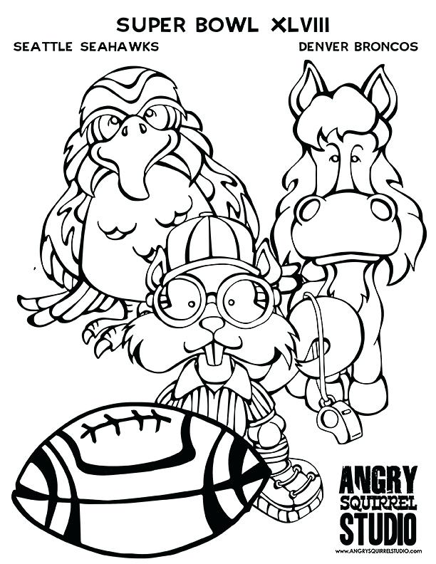 612x792 Broncos Logo Coloring Page Free Printable Coloring Pages Broncos