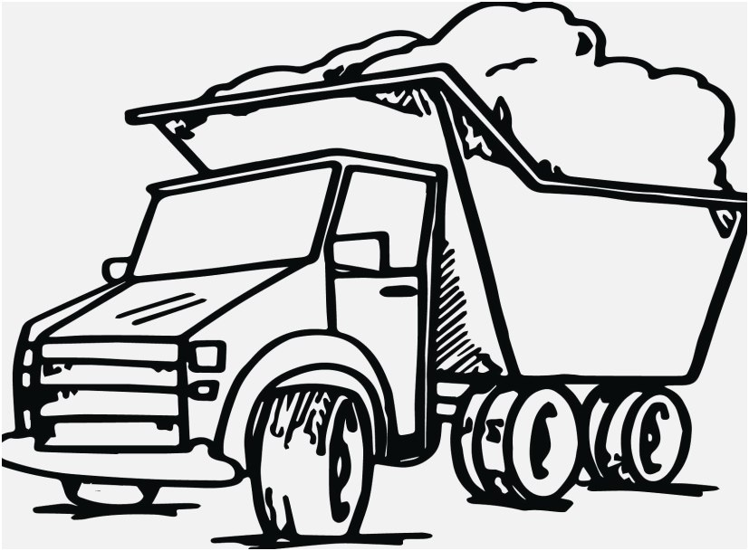 827x609 Photographs Ford Truck Coloring Pages Excellent