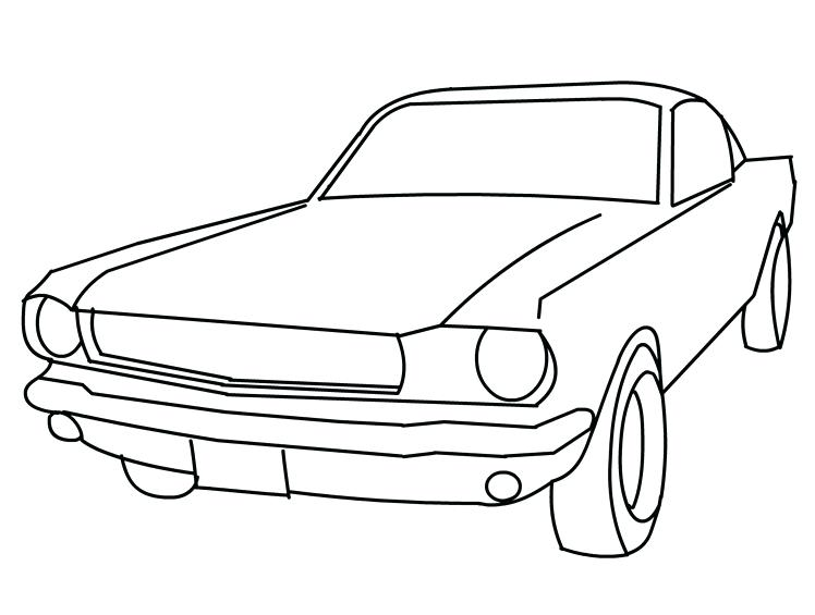 748x565 Ford Coloring Pages