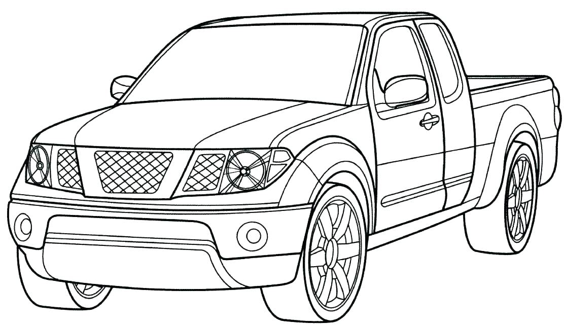 1112x641 Pickup Truck Coloring Pages Ford F Raptor Coloring Page