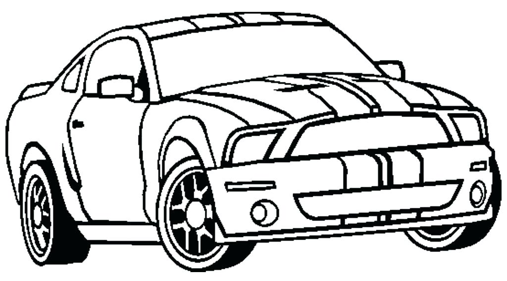1024x569 Mustang Coloring Pages Ford Coloring Pages Cars In Coloring Sheets