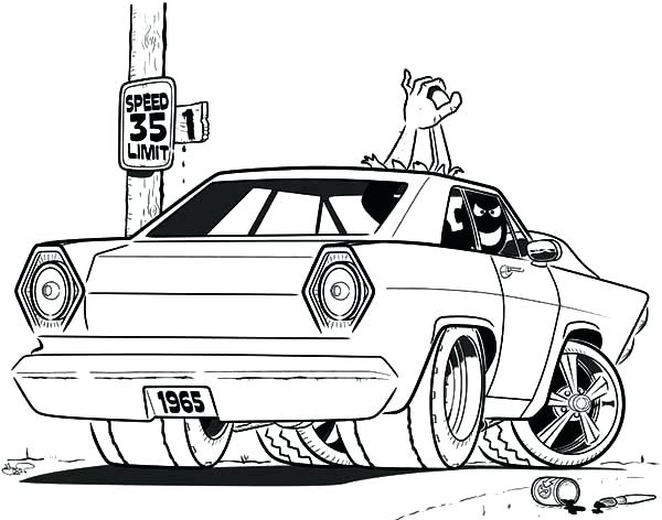 Ford Gt Coloring Pages At Getdrawingscom Free For Personal Use