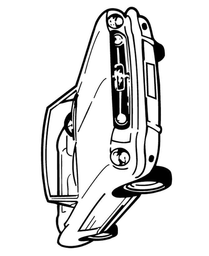 670x820 Ford Gt Coloring Pages Coloring Pages For Girls