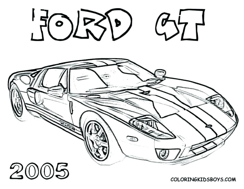 970x750 Ford Coloring Pages Mustang Coloring Book Ford Mustang Coloring