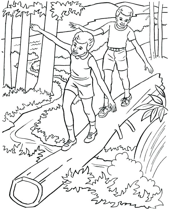 596x730 Adult Nature Coloring Sheets Coloring Pages For Adults Nature