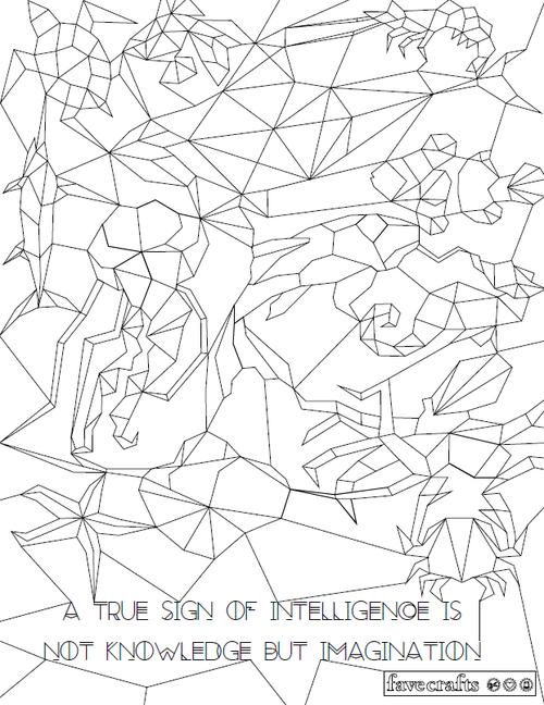 500x648 Printable Adult Coloring Pages