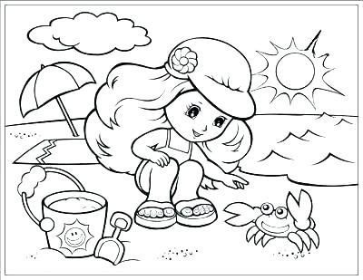 400x309 Seasons Coloring Page Four Seasons Coloring Pages