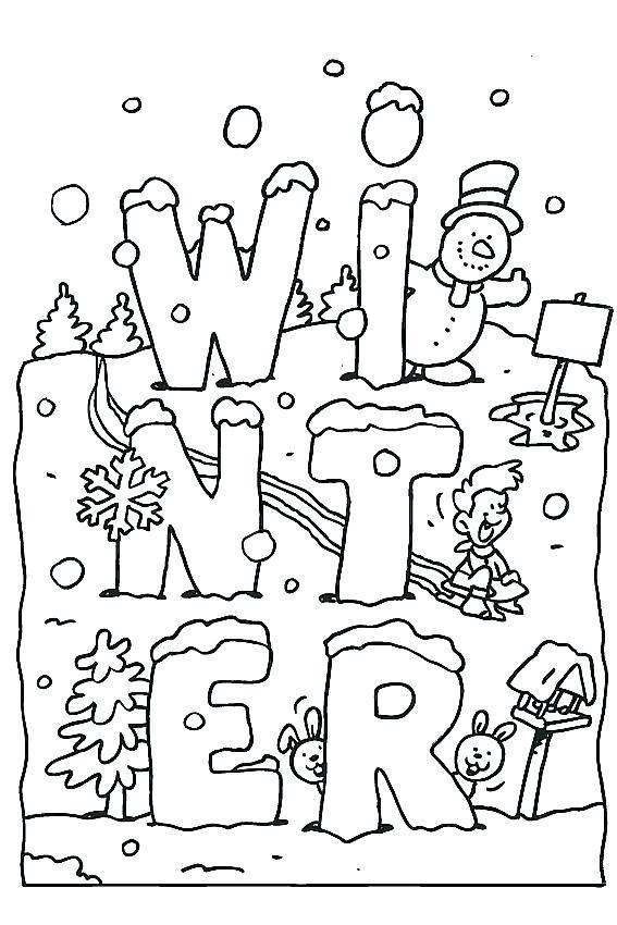 567x850 Seasons Coloring Pages Seasons Coloring Page Seasons Coloring