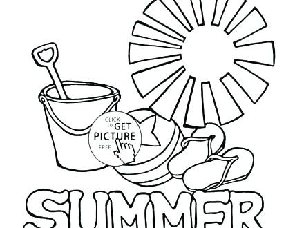 440x330 Seasons Coloring Pages Winter Season Coloring Pages For Kids