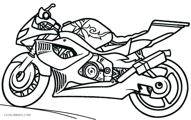 670x422 Four Wheeler Coloring Pages Four Wheeler Colouring Pages