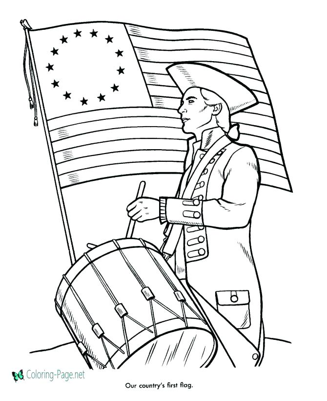 670x820 Free Printable Of July Coloring Pages For Adults Best Fourth