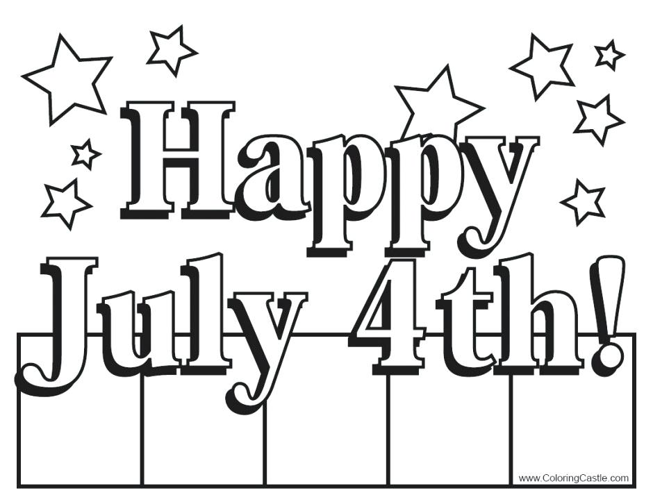 940x726 Fourth Of July Coloring Pages Genuine Fourth Of Coloring Pages