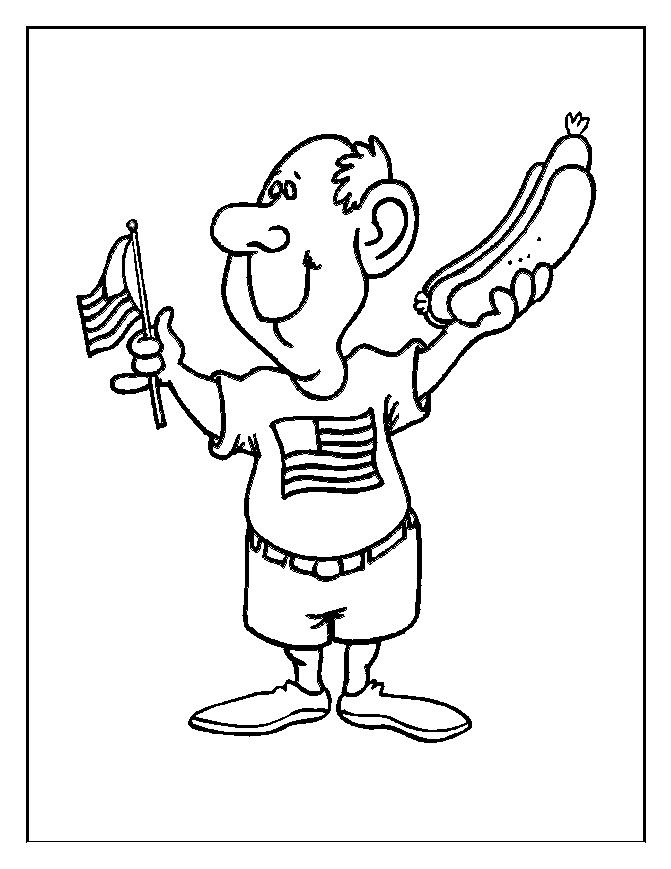 Fourth Of July Coloring Pages To Print at GetDrawings.com | Free for ...