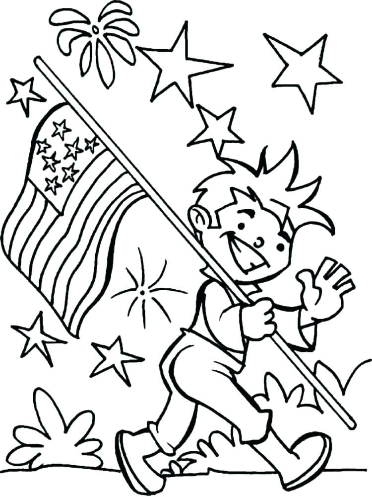 750x1000 Of July Coloring Pages Printable Coloring Page Of Coloring