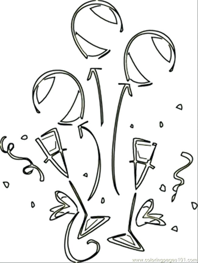 650x861 France Flag Coloring Page
