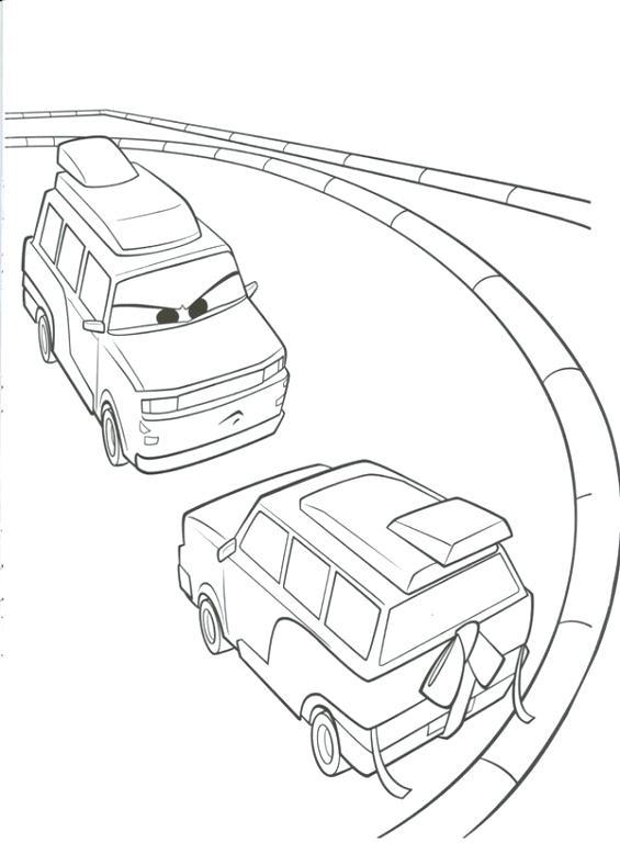 565x768 Cars Coloring Pages Cars Coloring Pages Cars Francesco