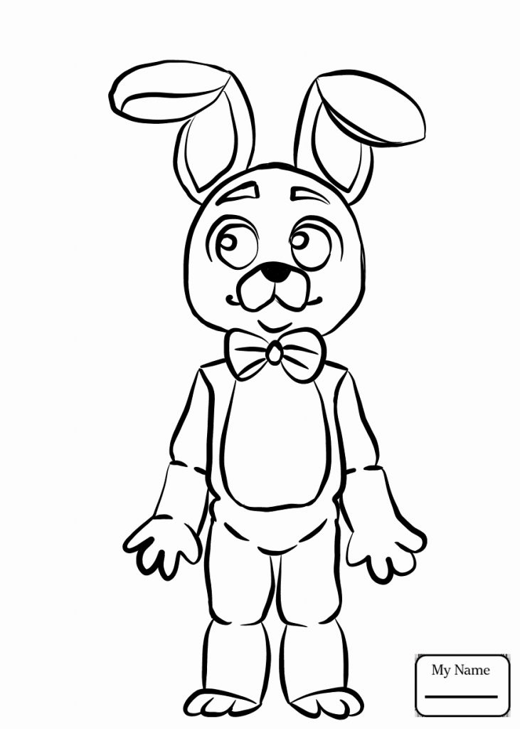 Freddy Coloring Pages