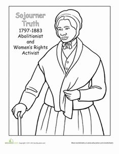 235x304 Frederick Douglass Coloring Page Frederick Douglass, Worksheets