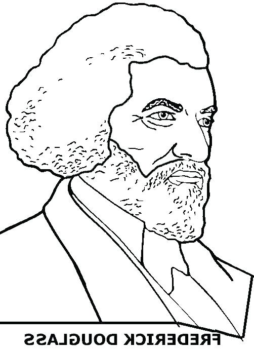 502x689 Frederick Douglass Coloring Page Coloring Page Best Sister Ever