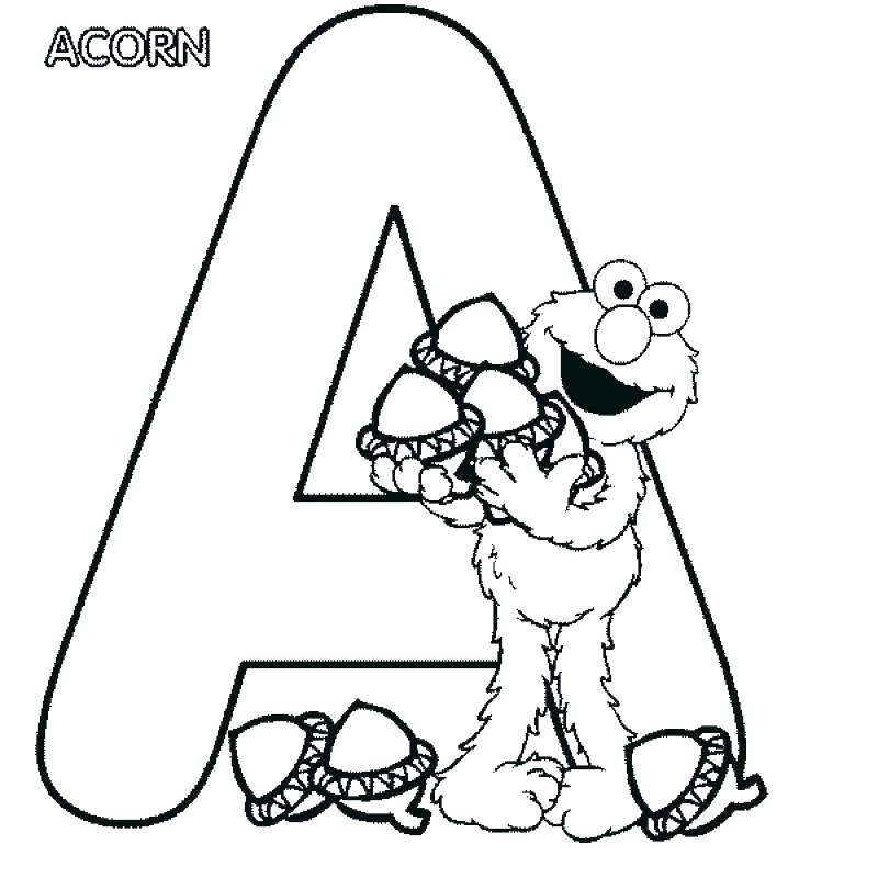 Free Abc Coloring Pages At Getdrawings Com Free For