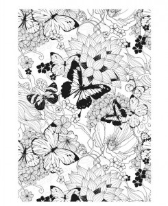 245x300 Hattifant's Favorite Grown Up Coloring Pages