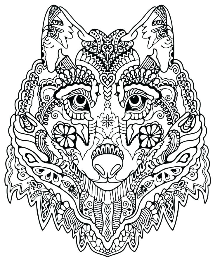 736x896 Easter Coloring Pages For Adults