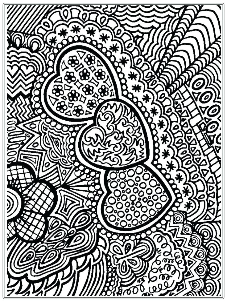 736x981 Easter Coloring Pages For Adults Adult Colouring Printable