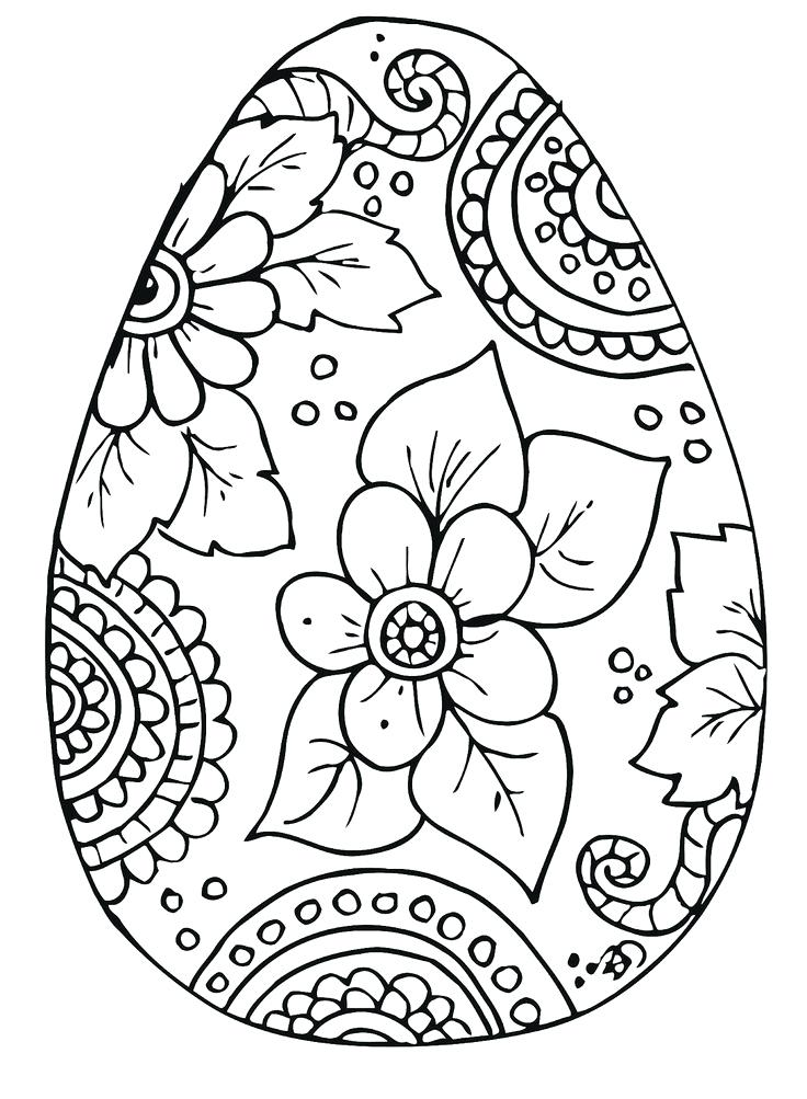 736x1003 Free Easter Coloring Pages For Preschoolers Color Pages Best Free