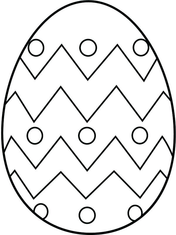 600x800 Printable Easter Coloring Pages