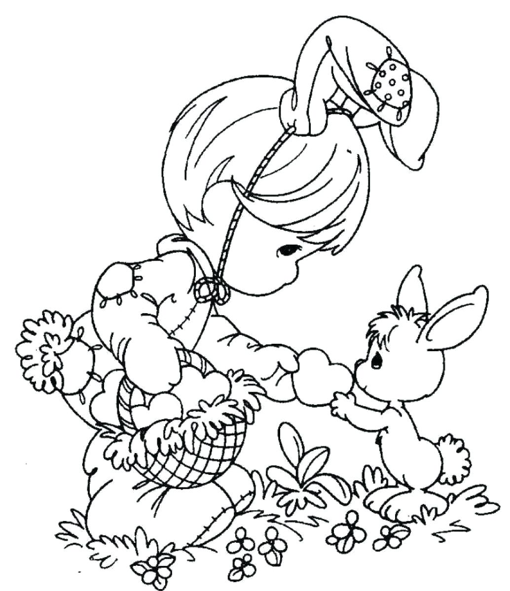 1034x1200 Coloring Pages Free Easter Coloring Pages Eggs In Different