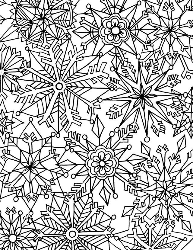 640x828 Free Winter Coloring Page Download From Alisa Burke Inspiration
