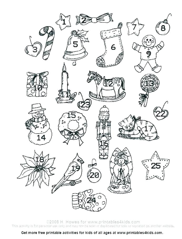 691x905 Advent Coloring Pages High Tech Advent Coloring Sheets Pages