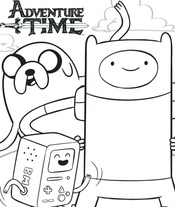580x683 Advent Coloring Pages Hope Advent Coloring Sheets Adventure Time