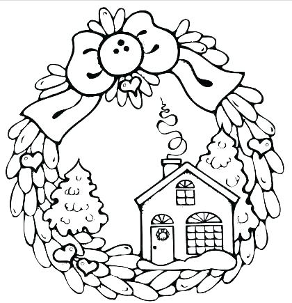 420x435 Advent Wreath Coloring Pages Printable Elegant Printable Advent